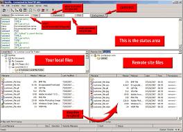 FileZilla,ファイルジーラ,FTPソフト