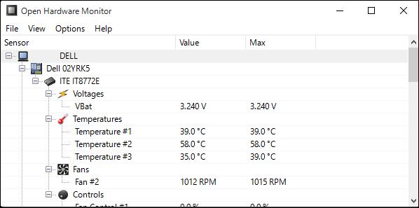 Open Hardware Monitor_1