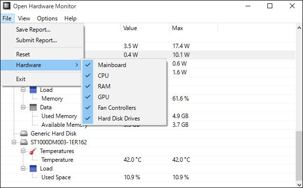 Open Hardware Monitor_7