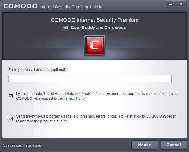 COMODO Internet Security_4