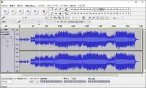 Audacity,プラットフォーム,音楽編集ソフト