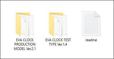 EVA CLOCK_4