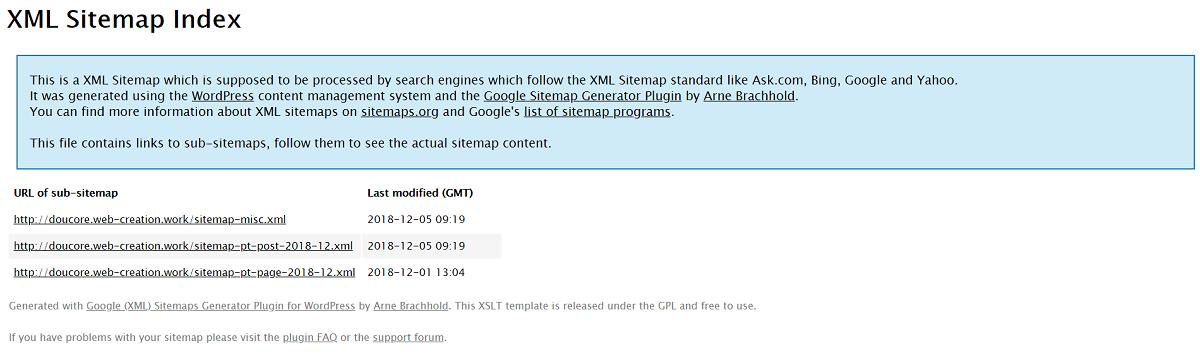 Google XML Sitemaps,サイトマップ,自動生成