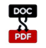 Batch Word to PDF Converter,PDF 変換,フリーソフト
