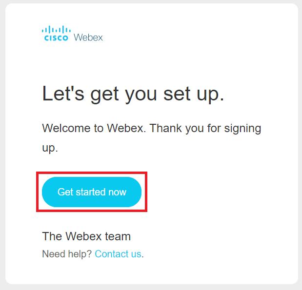 メールアドレスの有効化